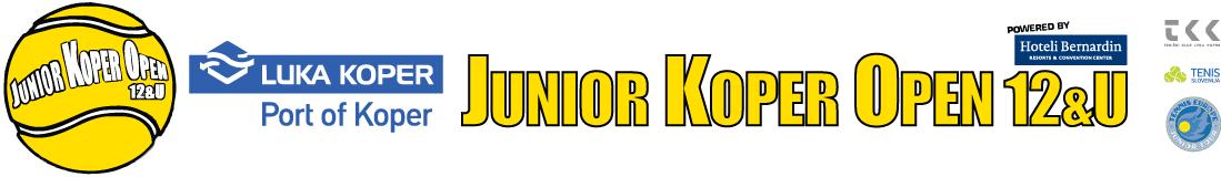 Junior Koper Open 12&U